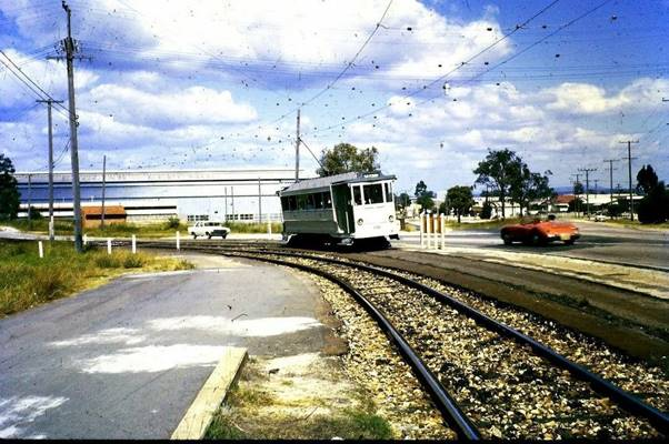 Celebrating Moorooka's Rich Tram History